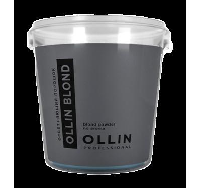 OLLIN COLOR BLOND Осветляющий порошок без аромата